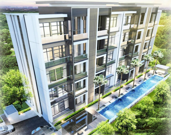 Mayfair Residences project photo thumbnail