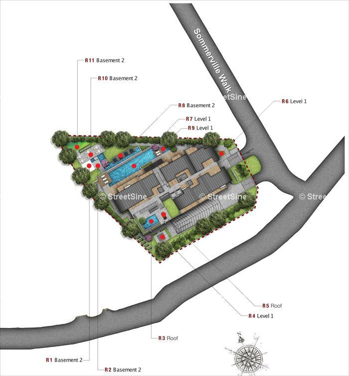 Free R Maison Photo With Site Plan Maison