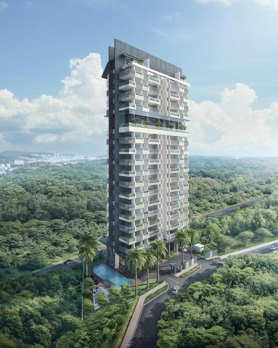 The Peak @ Cairnhill II project photo thumbnail
