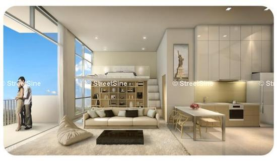 Hillion Residences (D23), Apartment #1414492