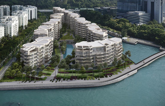 Corals At Keppel Bay (D4), Condominium #1366922