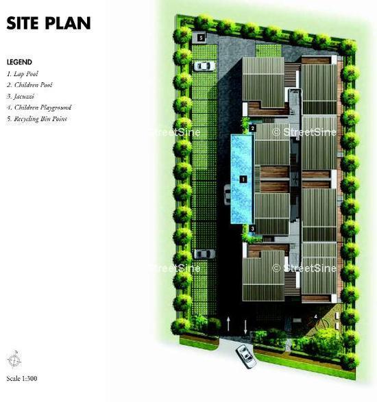 Floor Plans for Garden Park Residences Condo   SRX Property