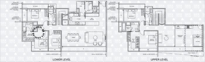 Coco Palms Floor Plan Image #1