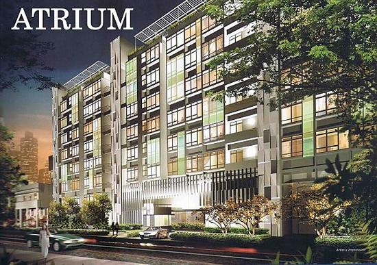 Atrium Residences project photo
