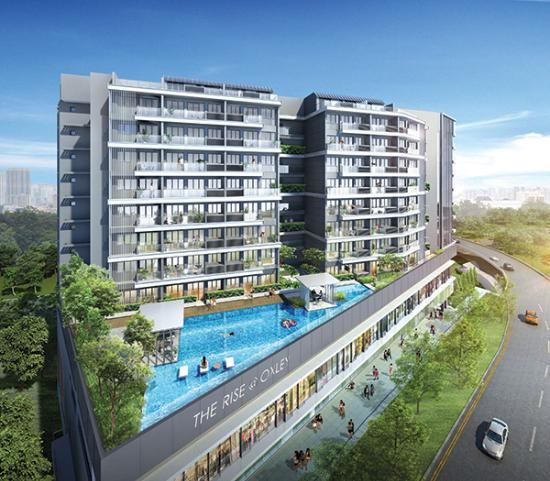 The Rise @ Oxley - Residences (D9), Apartment #1333692