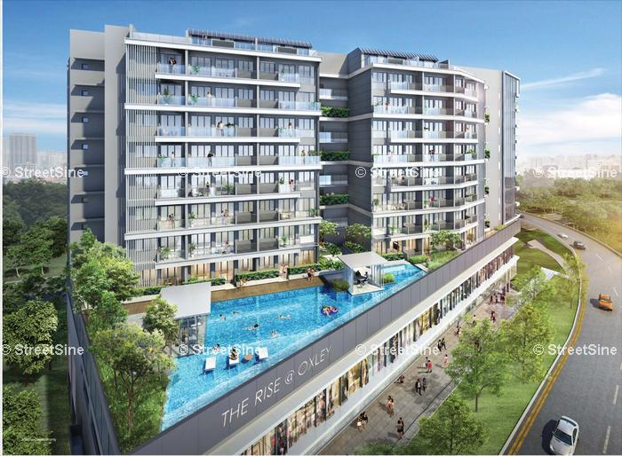 The Rise @ Oxley - Residences (D9), Apartment #1431312