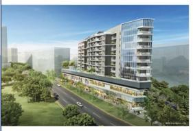 The Rise @ Oxley - Residences (D9), Apartment #1431332