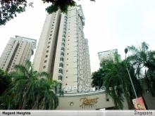Regent Heights (D23), Condominium #3438