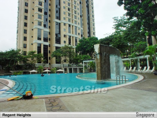 Regent Heights (D23), Condominium #3440