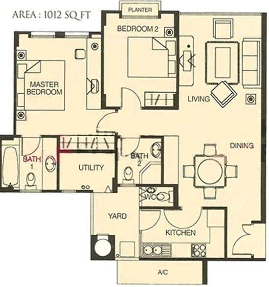 the trevose floor plan