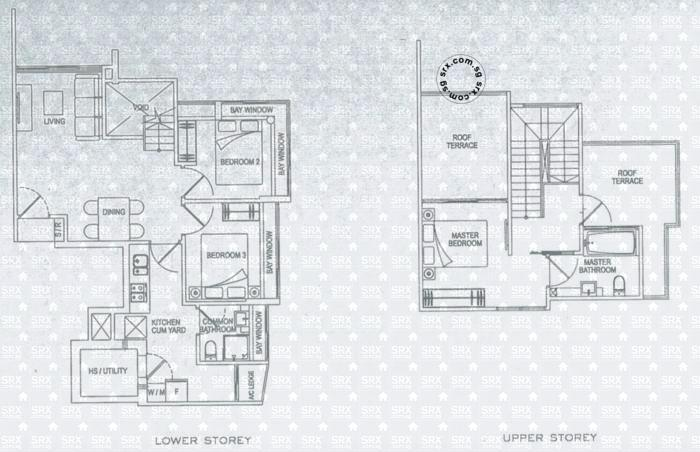 Floor Plans For Bella Vista Condo