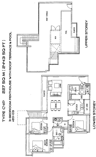 Cairnhill Residences (D9), Apartment #1399