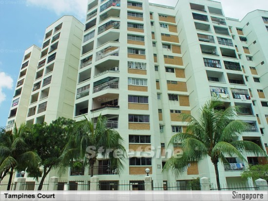 Tampines Court (Enbloc) thumbnail photo