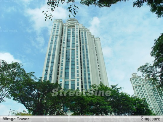 Mirage Tower (D9), Condominium #3720