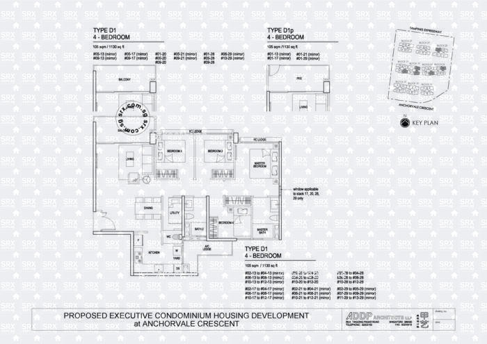 bellewaters condo details anchorvale crescent in hougang