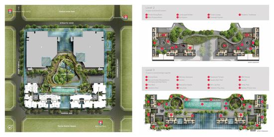 Marina One Residences photo thumbnail #47