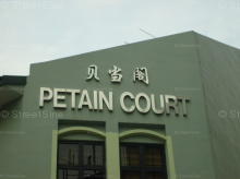 Petain Court (D8), Apartment #1279762
