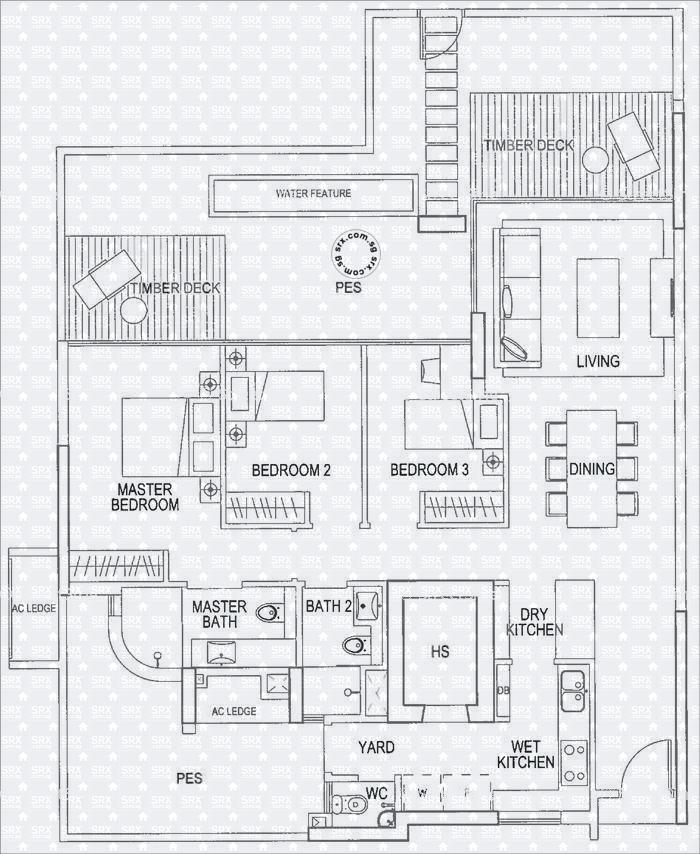 77+ Double Bay Residences Floor Plan - Tropicana Bay Residences, The ...