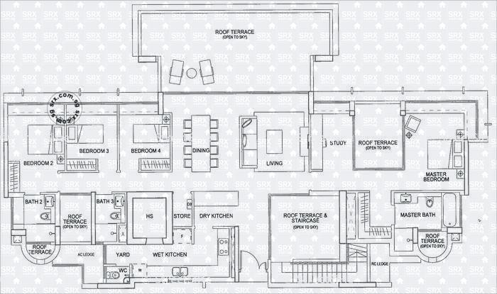 floor plans for double bay residences condo srx property double bay residences floor plan bay home plans ideas picture