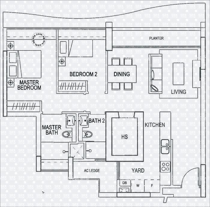 floor plans for double bay residences condo srx property floor plans for double bay residences condo srx property