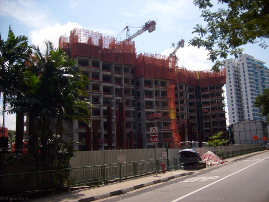 One Amber (D15), Condominium #959512