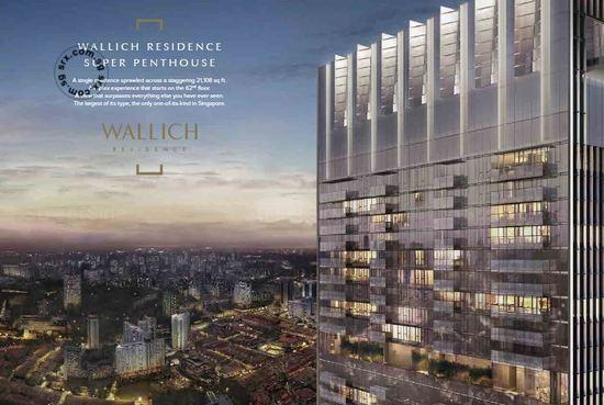 Wallich Residence At Tanjong Pagar Centre (D2), Apartment #1954612