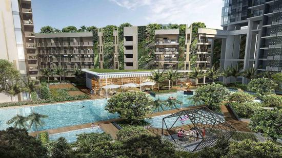 Gem Residences project photo thumbnail