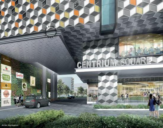 Centrium Square photo thumbnail #9