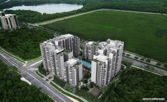 The Alps Residences project photo thumbnail
