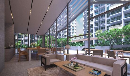 The Alps Residences (D18), Condominium #2046081