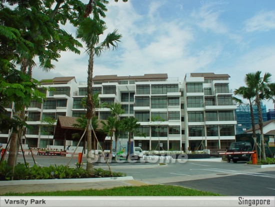 Varsity Park Condominium thumbnail photo