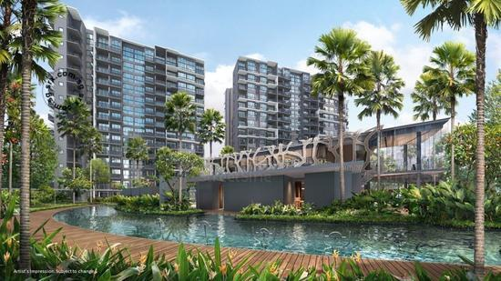 Grandeur Park Residences project photo thumbnail