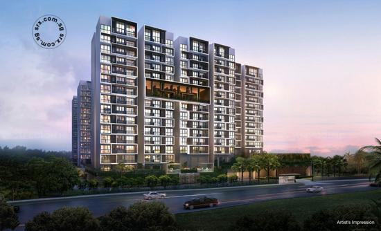 iNZ Residence EC project photo thumbnail