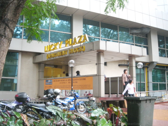 Lucky Plaza (D9), Apartment #1057822