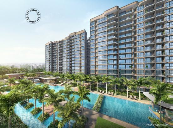 Hundred Palms Residences project photo thumbnail