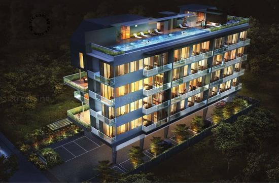 24 One Residences project photo