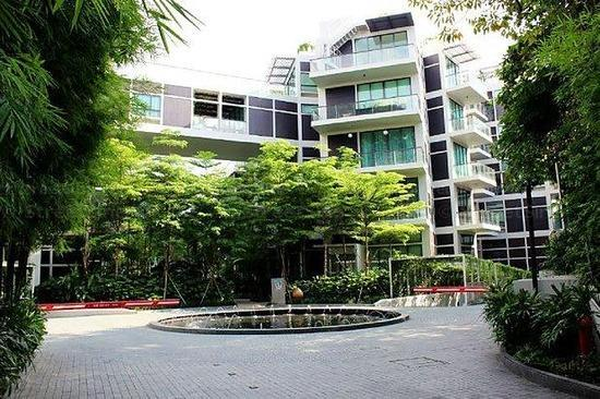 Belle Vue Residences photo thumbnail #13