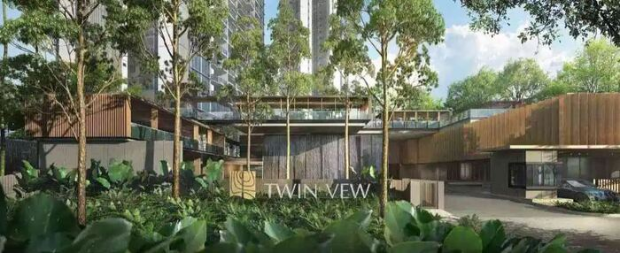 Twin Vew (D5), Apartment #2039781
