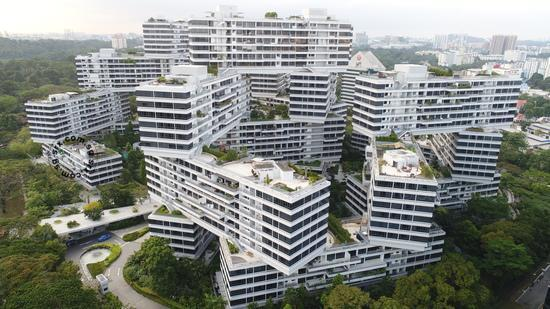 The Interlace (D4), Condominium #1931422