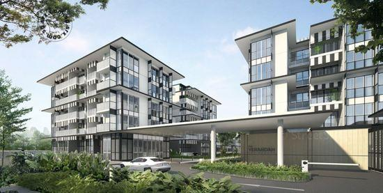 The Verandah Residences project photo thumbnail