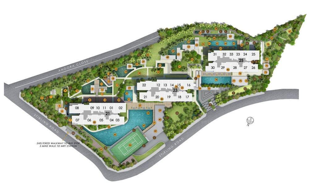 Stirling Residences photo #1