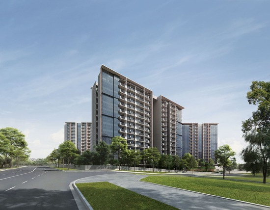 The Garden Residences (D19), Apartment #2026971