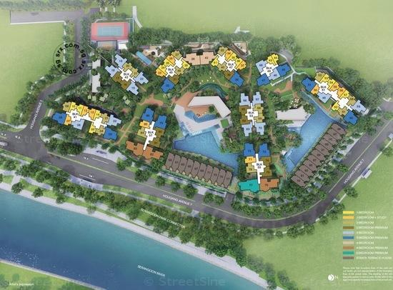 Riverfront Residences photo thumbnail #15