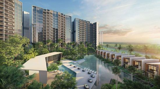 Riverfront Residences photo thumbnail #11