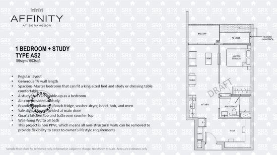 Affinity At Serangoon (D19), Apartment #1937962