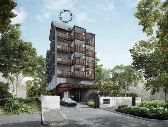 Sea Pavilion Residences project photo thumbnail