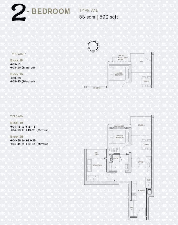 The Woodleigh Residences (D13), Apartment #1989142
