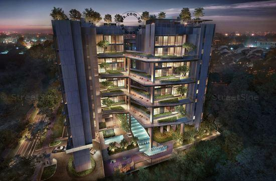 Mont Botanik Residence  project photo thumbnail