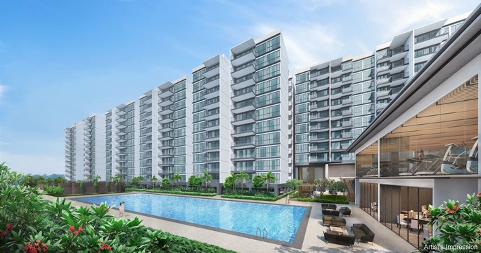 Treasure at Tampines (D18), Condominium #2023011