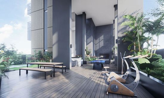 Arena Residences photo thumbnail #10